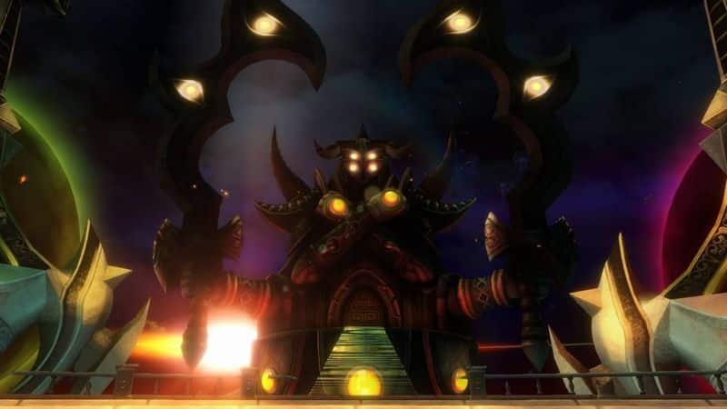 の 宮殿 邪神